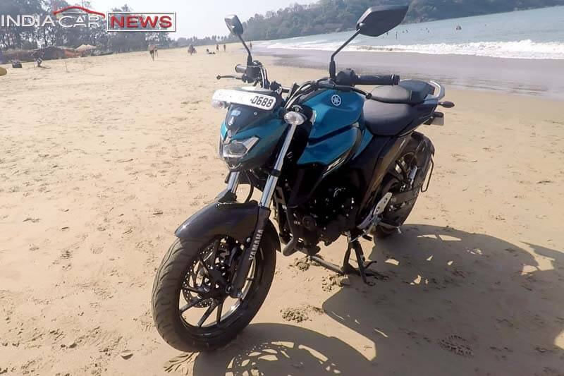 Yamaha FZ25 Review 1