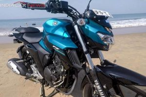 Yamaha FZ25 Review