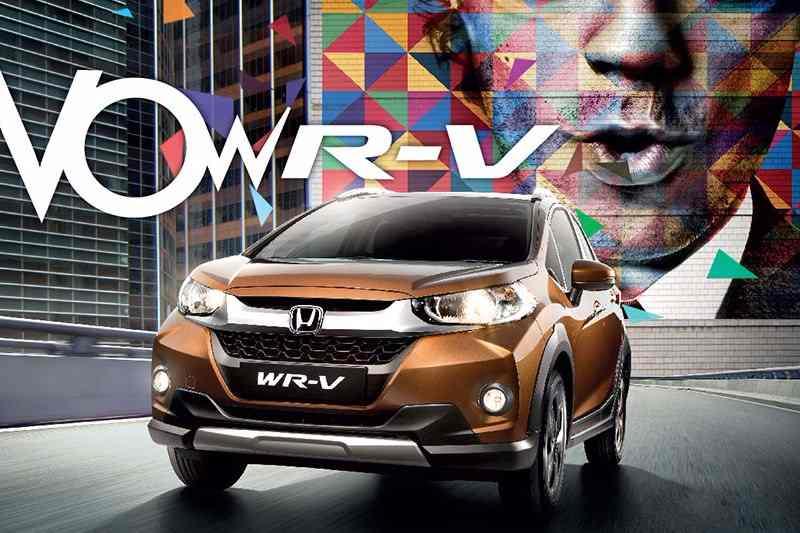 New Honda WRV petrol variant 1
