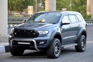 2017 Ford Endeavour Modified Autopsyche