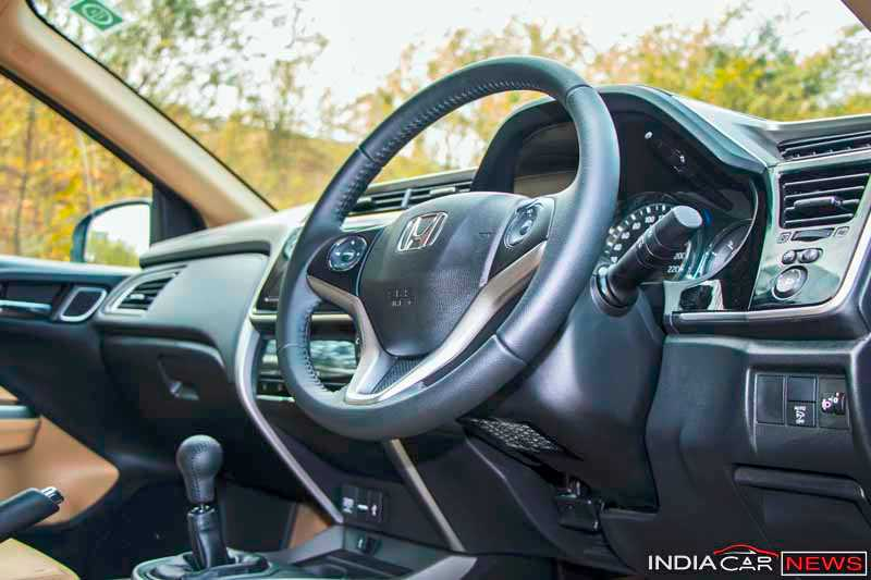 2017 Honda City Interior Review
