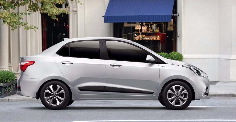 2017 Hyundai Xcent Facelift price in India