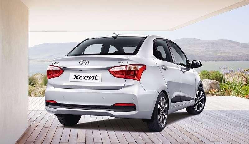 2017 Hyundai Xcent Facelift specs