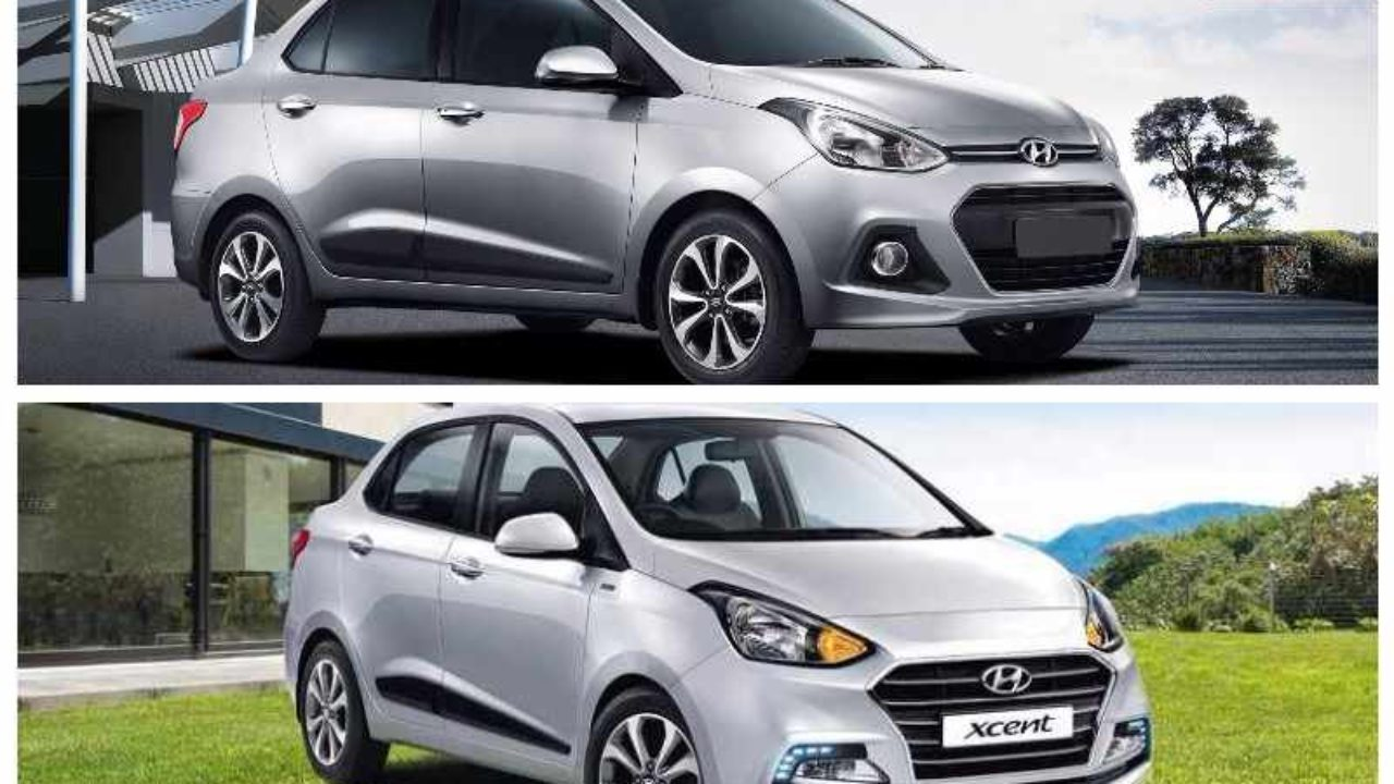2017 Hyundai Xcent Vs Xcent Prime Price Features Specifications