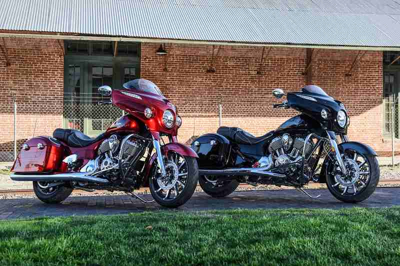 2017 Indian Chieftain Elite Limited
