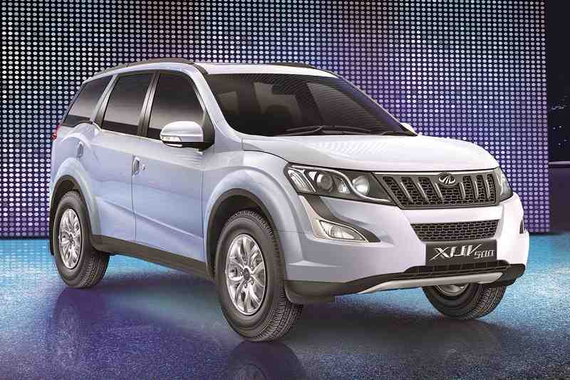 170bhp XUV 500 upcoming mahindra cars in India
