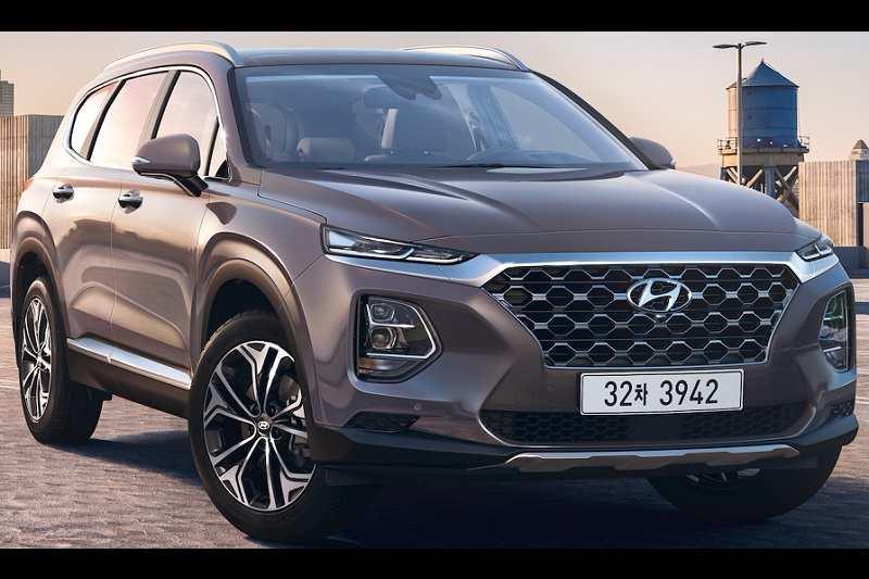 New Hyundai Santa Fe 2018 Features