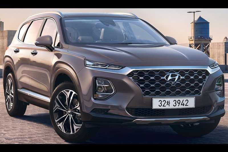 New Hyundai Santa Fe 2018 India Launch Price Specs