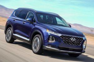 2019 Hyundai Santa Fe Details