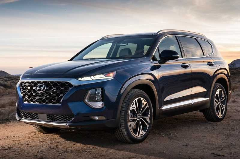 new hyundai santa fe 2018 india launch price specs. Black Bedroom Furniture Sets. Home Design Ideas