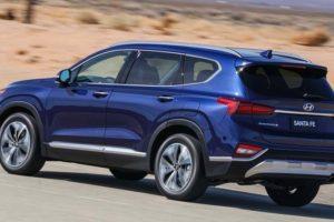 2019 Hyundai Santa Fe Launch Date