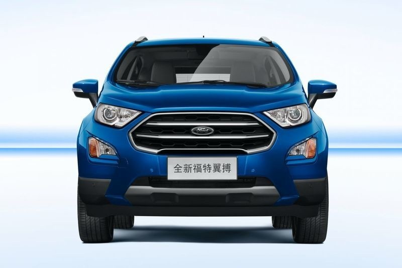 ford ecosport 2017 price list mileage review pics video. Black Bedroom Furniture Sets. Home Design Ideas