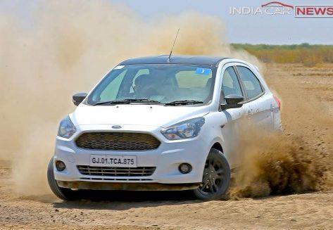 Ford Figo Sport Review 1