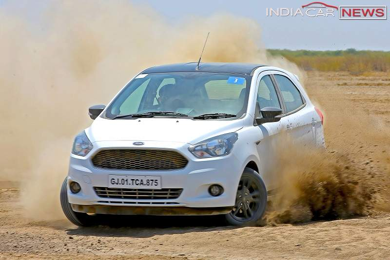 Ford Figo Sport Review 1