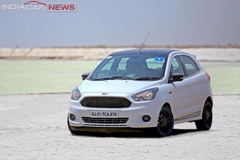 Ford Figo Sport Review 10