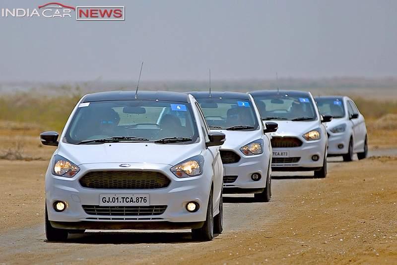 Ford Figo Sport Review 2