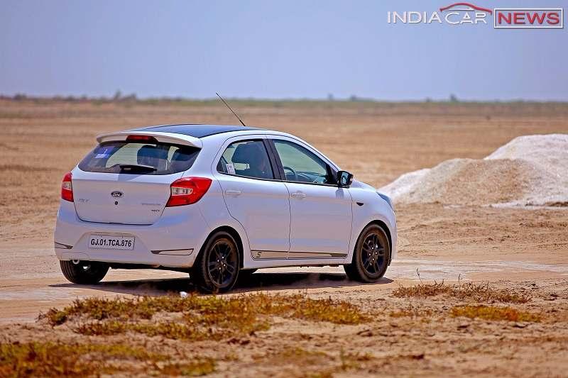 Ford Figo Sport Review 4