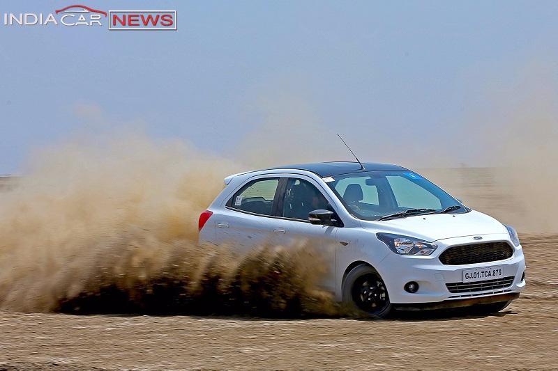 Ford Figo Sport Review 6