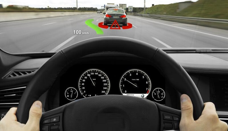 Head Up displays
