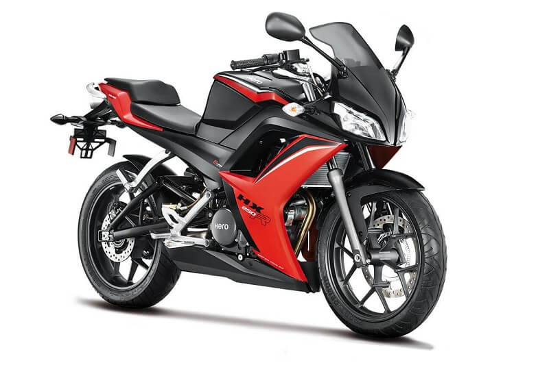 Hero HX250R Sports Bike
