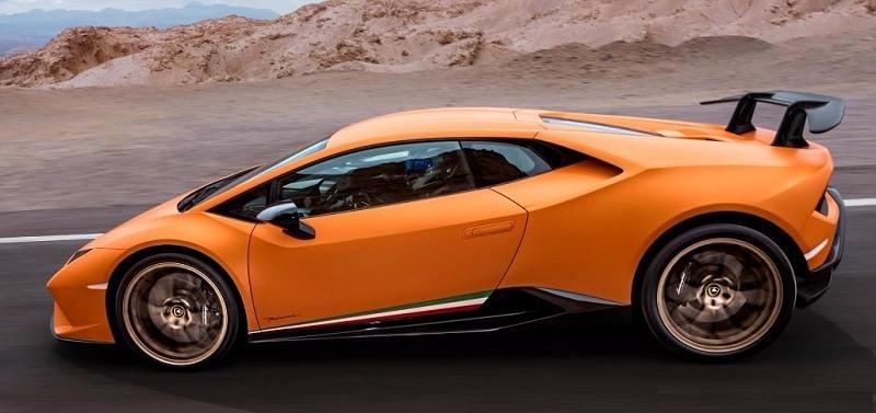 Lamborghini Huracán Perfomante