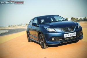 Maruti Baleno RS Design Review