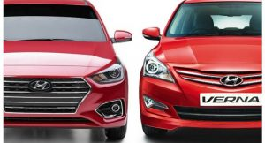 New 2017 Hyundai Verna vs Old Verna