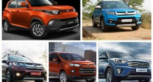 Best SUVs in India Under 10 Lakhs