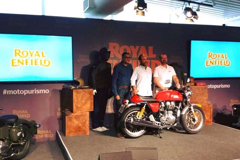 Royal Enfield Brazil 2