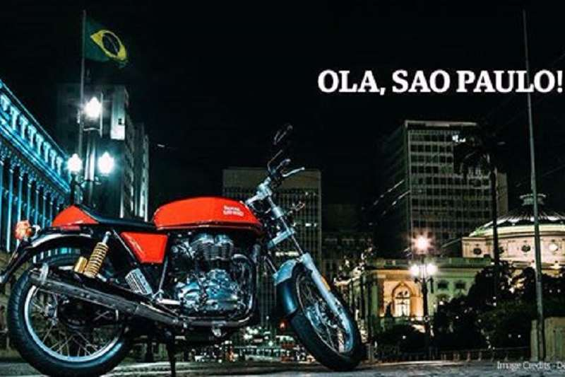 Royal Enfield Brazil