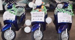 Suzuki 3 Million Production Milestone