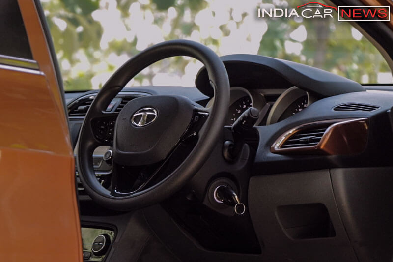 Tata Tigor Interior Review