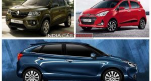 Top Ten best selling cars in India in 2016 2017