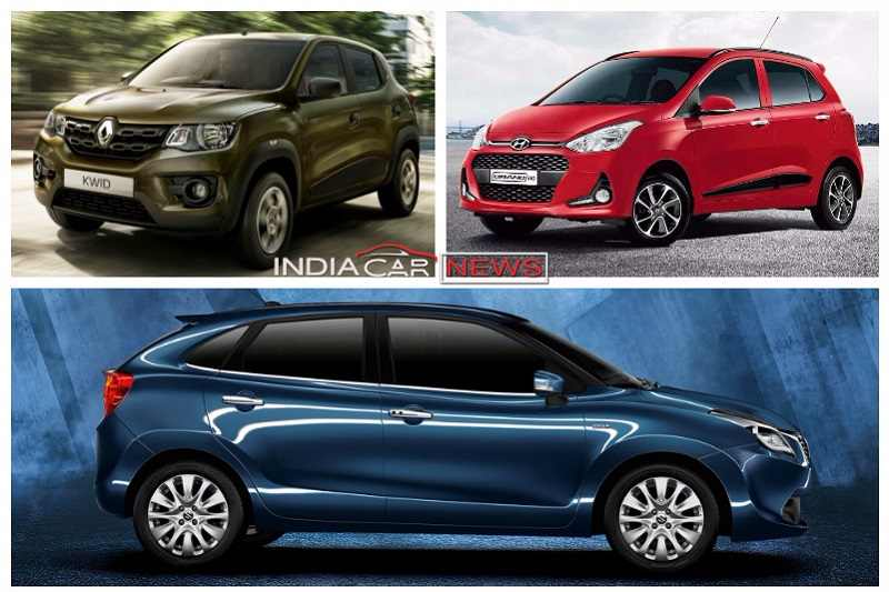 Top Selling Cars In India April