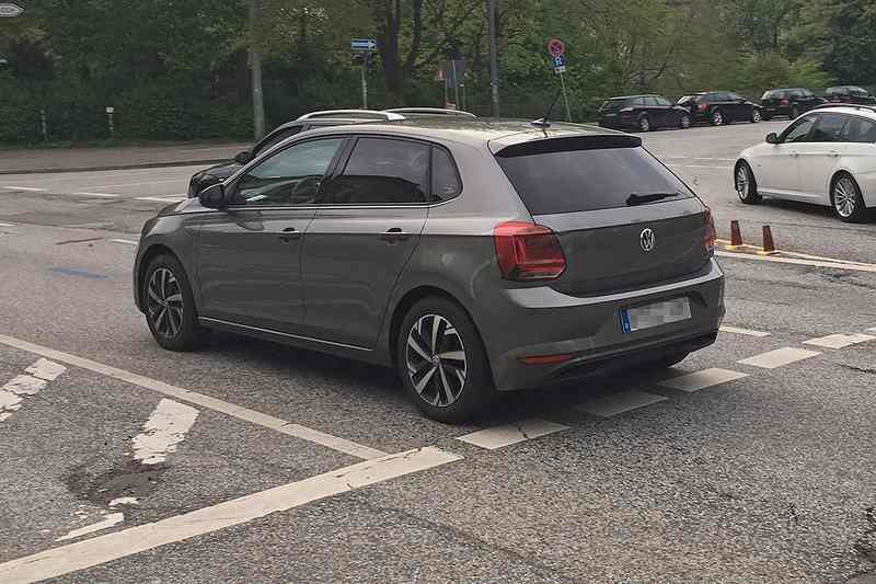 New volkswagen polo 2018 india price expected launch for Interieur nouvelle polo