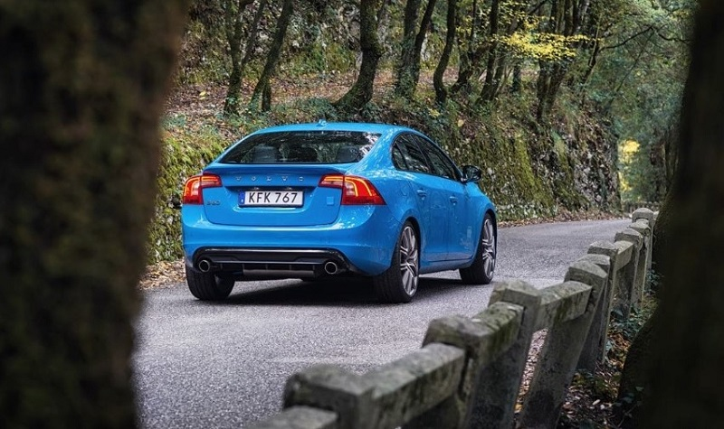 Volvo S60 Polestar price in India