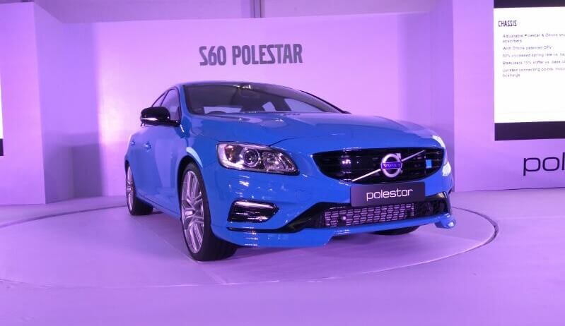 Volvo S60 Polestar India Price Is Rs 52 5 Lakh Specs Images