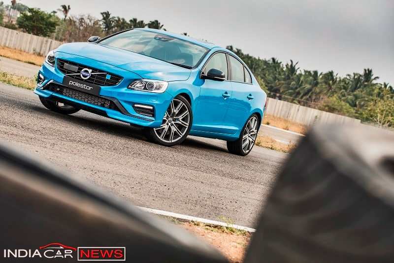 Volvo S60 Polestar Review 1