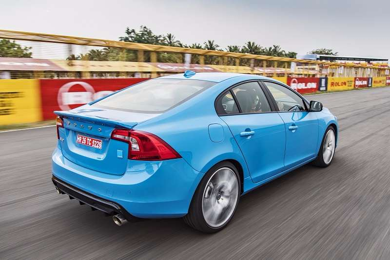 Volvo S60 Polestar Review 3