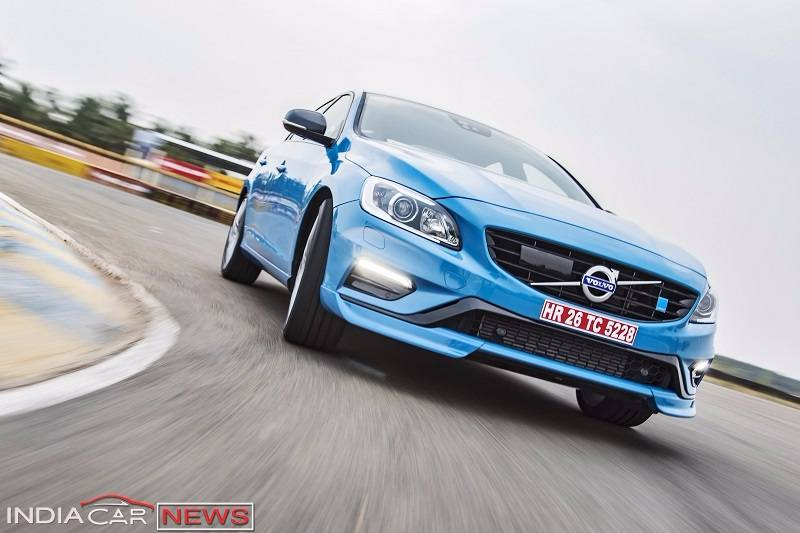 Volvo S60 Polestar Review 4