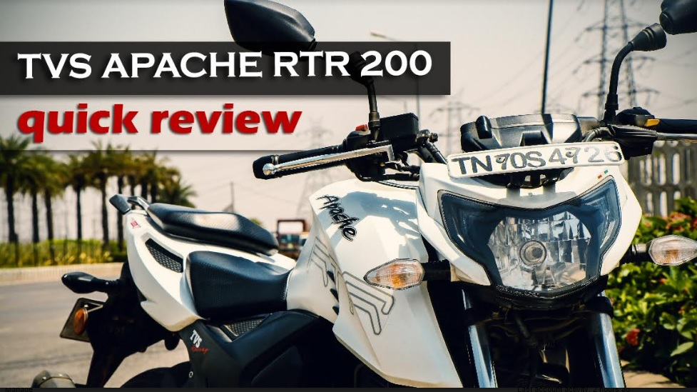 2017 Apache RTR 200 Video review in hindi