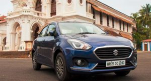 2017 Maruti Dzire Design Review