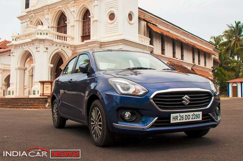 2018 Maruti Dzire Design Review