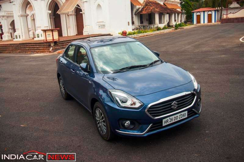 New Maruti Dzire 2018 Price List Mileage Review Pics Video