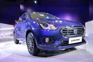 2017 Maruti Suzuki Dzire Design