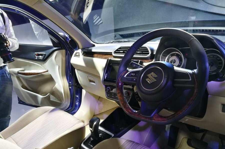 2017 Maruti Suzuki Dzire Gearbox