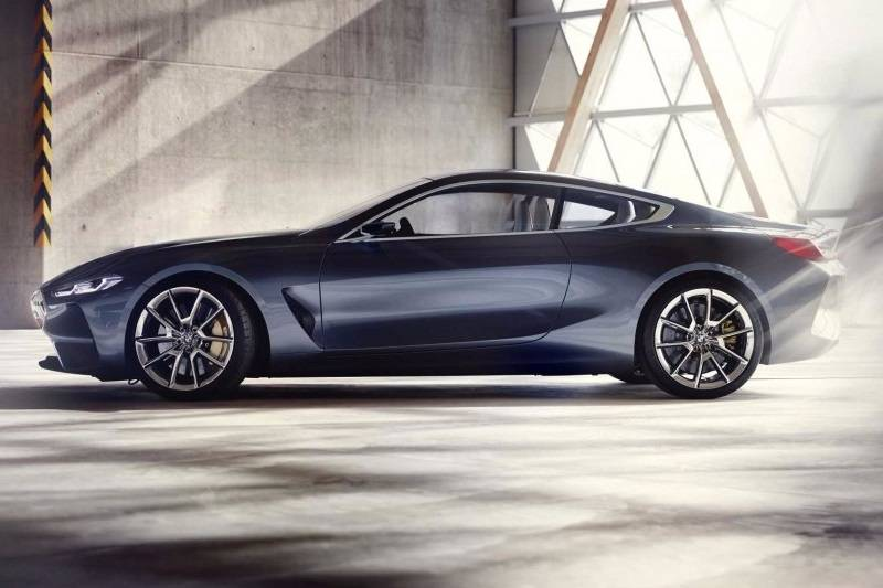 2018 bmw 8 series india launch price specifications images. Black Bedroom Furniture Sets. Home Design Ideas