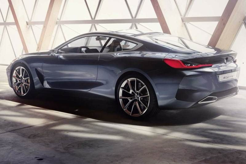 2018 BMW 8 Series India Launch, Price, Specifications, Images