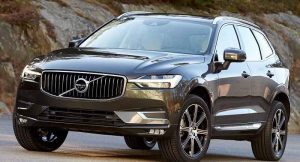 2018 Volvo XC60 India Features