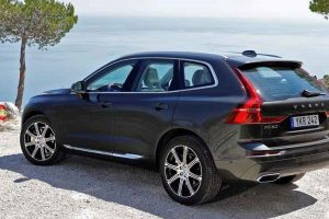 2018 Volvo XC60 price in India